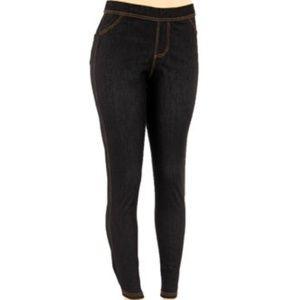 ShoSho Women's Plus Size Pocket Jeggings